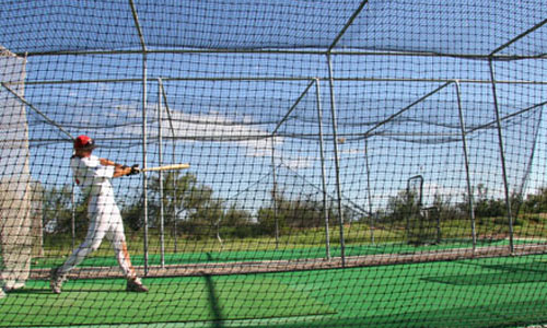 Profesional batting cages