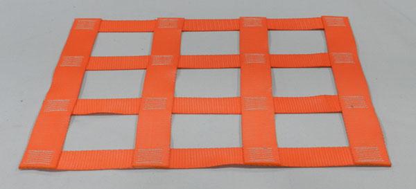 Nylon webbing netting material