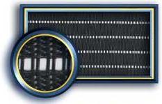 Open Woven Panel