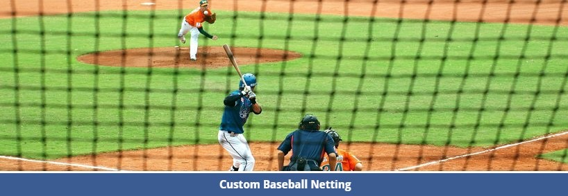 Custom Baseball Netting