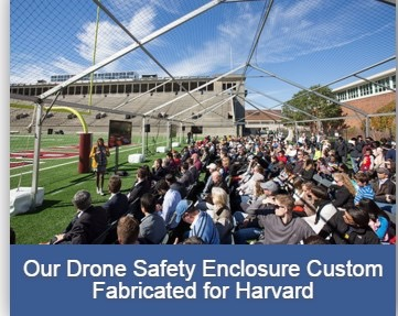 Drone Safety Enclosure