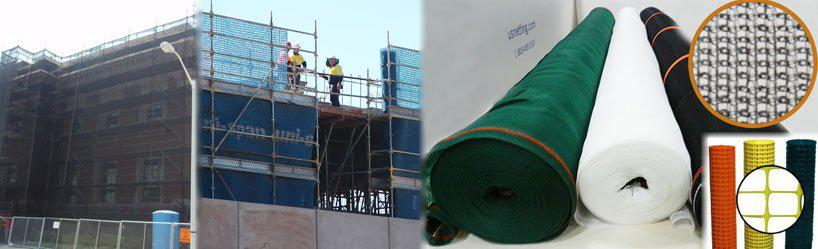 Construction Netting for Safety and Fun