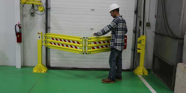 How barrier gates are protecting workers