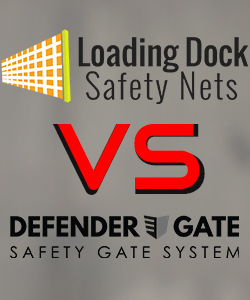 Loading Dock Nets VS Defender Gate