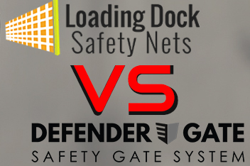Net VS Gate? The Loading Dock Barrier Debate