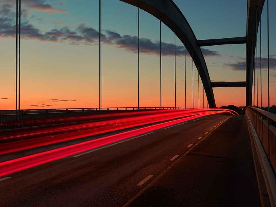 Amazing Bridge Lights