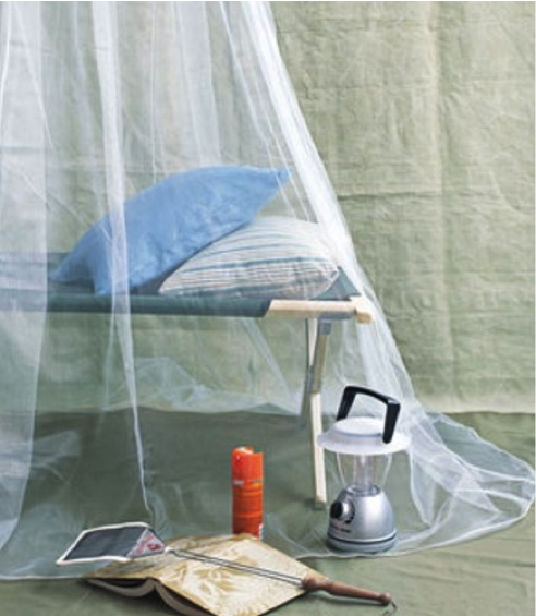 Mosquito net for camp