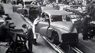 Vehicle Manufacturing