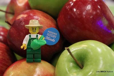Lego Minifigure Farmer