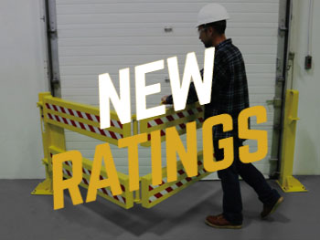 Defender Gate and Net Upgrades - New Ratings