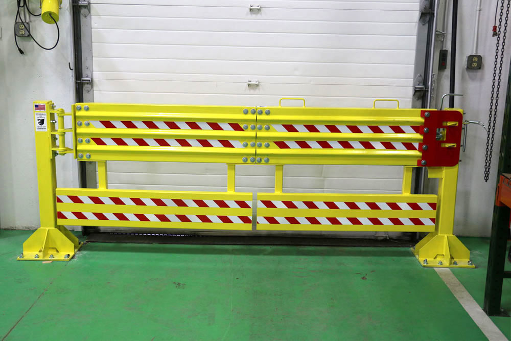 Osha Loading Dock Fall Protection