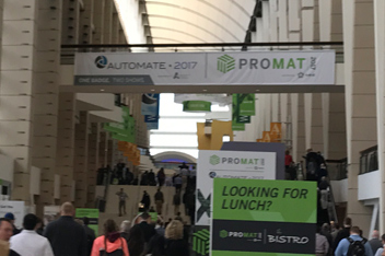 PROMAT 2017 at McCormick Place Chicago