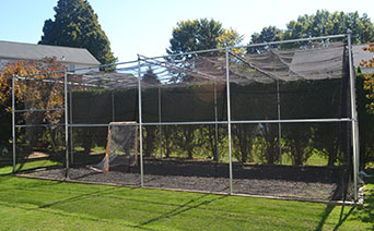 home batting cages batting cage nets us netting 1654