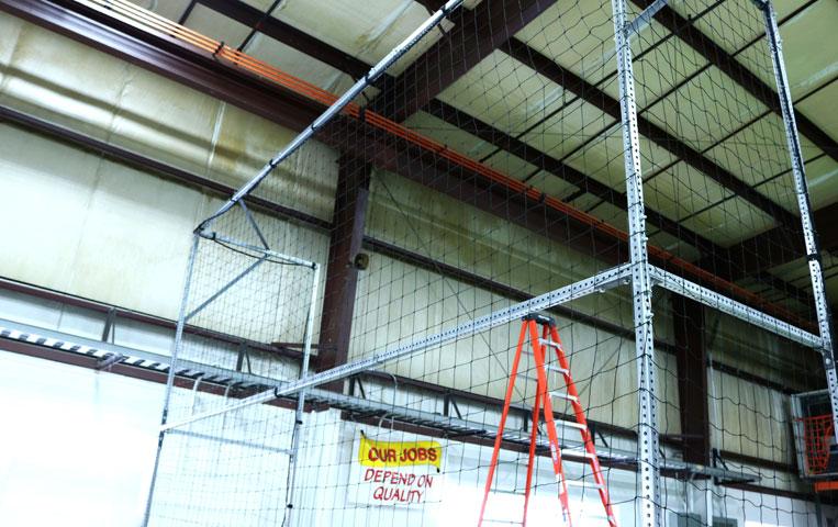 Protective Barrier Frames Full Size