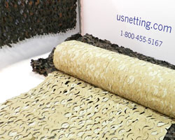cut to order camo netting