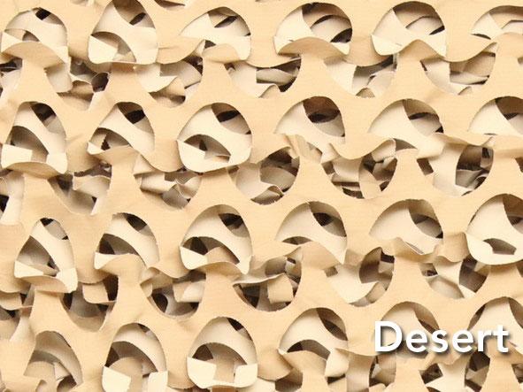 Desert Camouflage netting