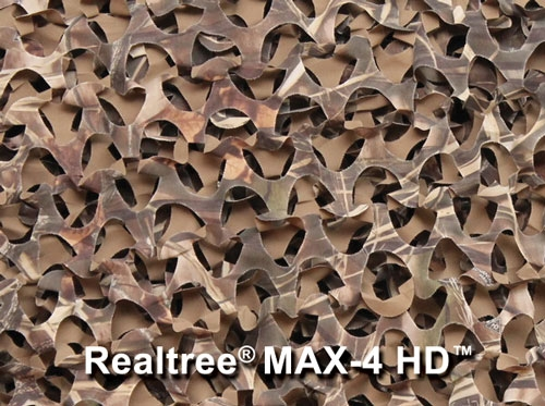 RealTree Max-4 Camo netting