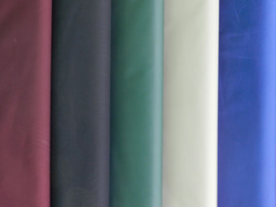 dyed polyester