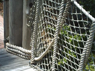 Rope Netting for decoration