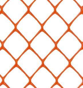 Diamex Safety Fence close up