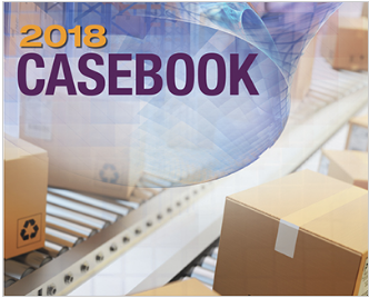 Modern Materials Handling 2018 Case Book Graphic