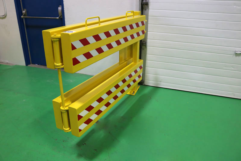 Loading Dock Safety Solutions, Gates, Netting and more