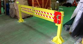 6 Foot Barrier Gate