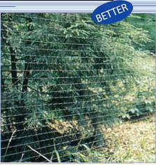 Deer Net Folded