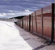 Saf-T-Sno Snow Fence