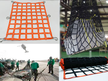 Cargo Netting and Containment Netting