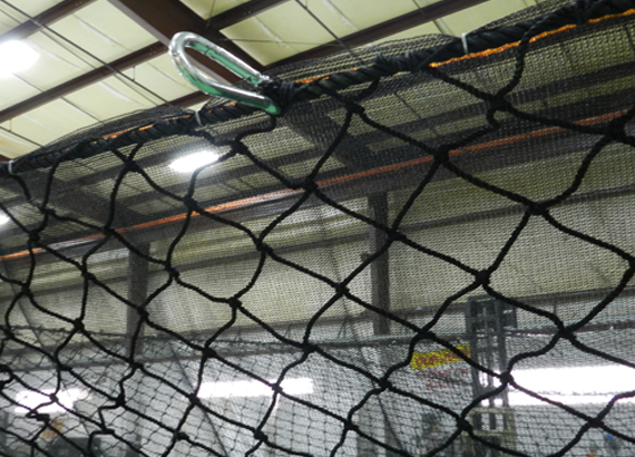 Perimeter Netting Photo