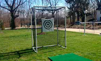 Golf Practice Nets Shop Golf Hitting Nets Amp Cages For
