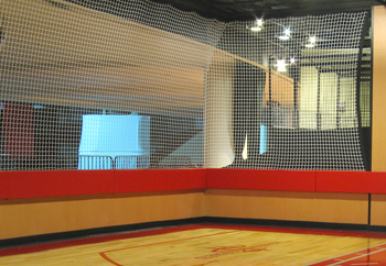 Gym Divider Netting Amp Gym Curtains Us Netting