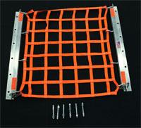 aluminum rails hatch net kit