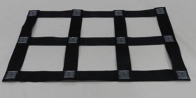 Kevlar™ webbing netting material