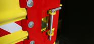 Defender Gate Lock