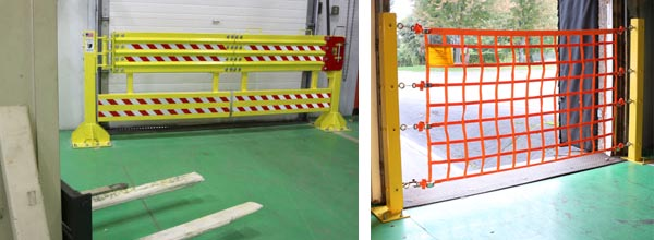 Warehouse Barrier Products