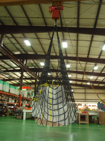 Cargo Net Lifting