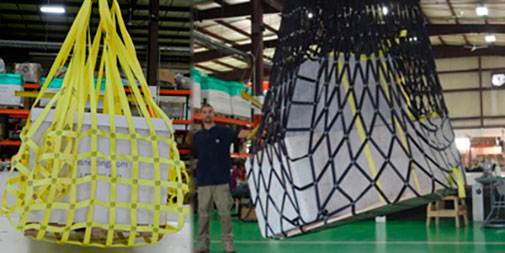 Cargo Lifting Net Products