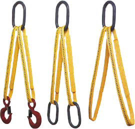 Bridle endless double slings