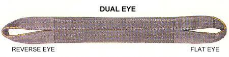 dual eye sling
