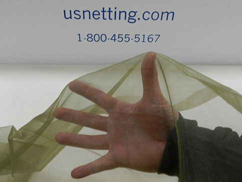 olvie drab mosquito netting