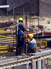Construction Net Photo