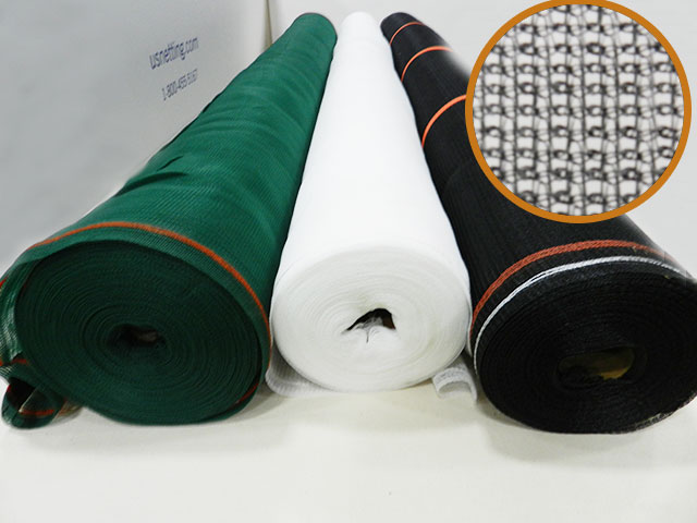 Rolled Debris Safety Netting