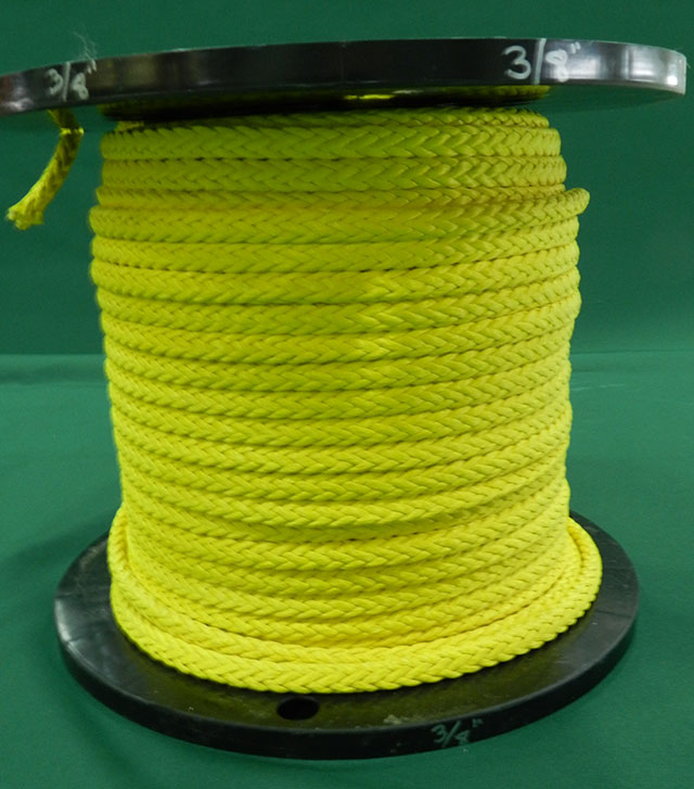 Kevlar Braid Close Up