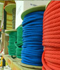 solid braid polypropylene ropes
