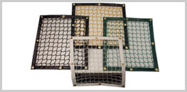 safety barrier netting