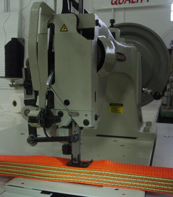 Stitching capability example