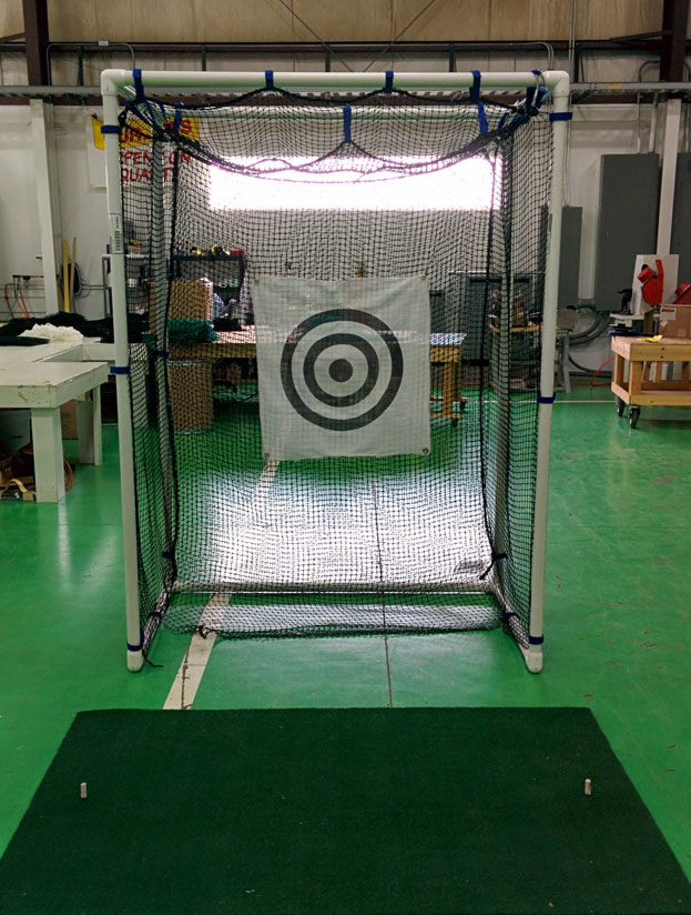 Golf Cages for indoor & outdoor practice | US Netting