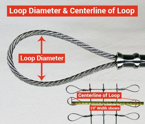 Loop Diameter